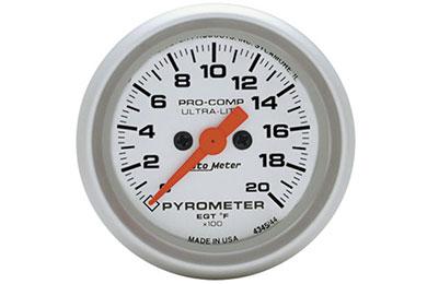 autometer ultra lite 4345