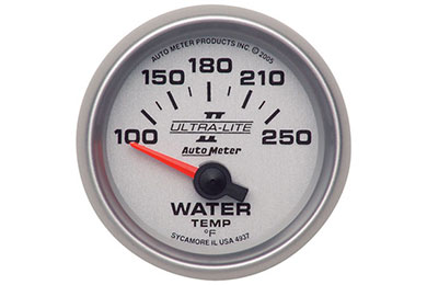 autometer ultra lite II 4937