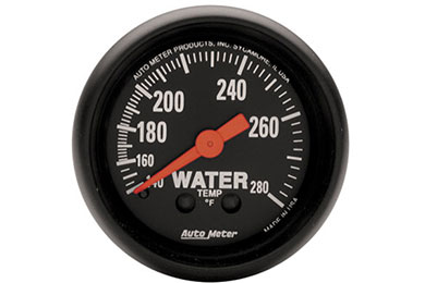 autometer z series 2606