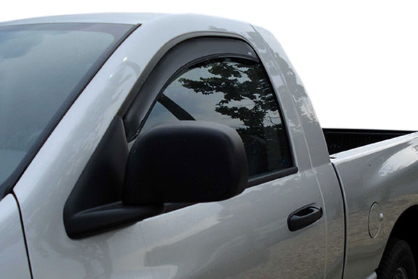 Dodge Ram Vent Visors Window Deflectors Autoanything
