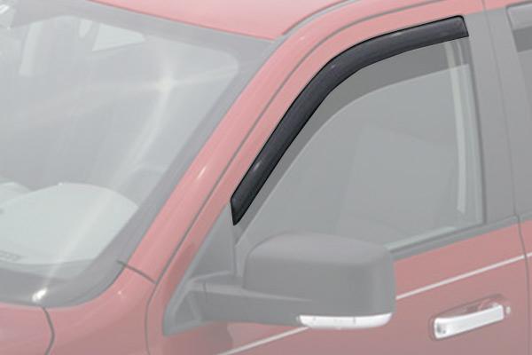 avs in-chanel ventvisor front set truck sample image