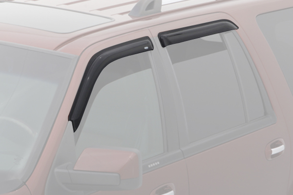 avs ventvisor front rear set suv sample image