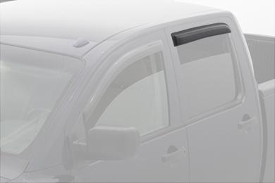 avs ventvisor rear set truck sample image