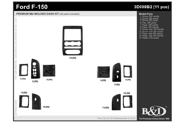 b i 3D008B2 schem