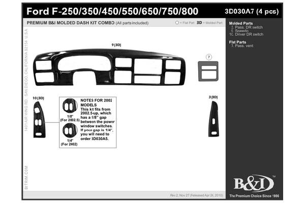 b i 3D030A7 schem