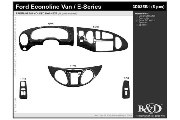 b i 3D035B1 schem