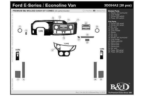 b i 3D054A2 schem