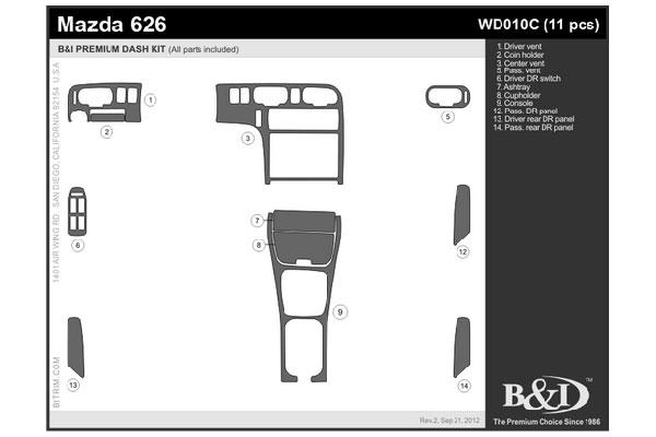 b i WD010C schem