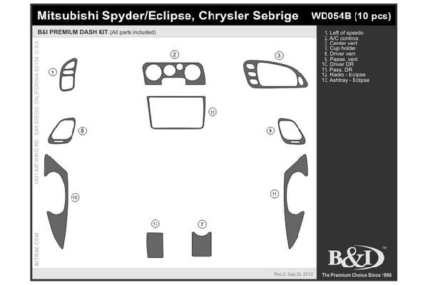 b i WD054B schem