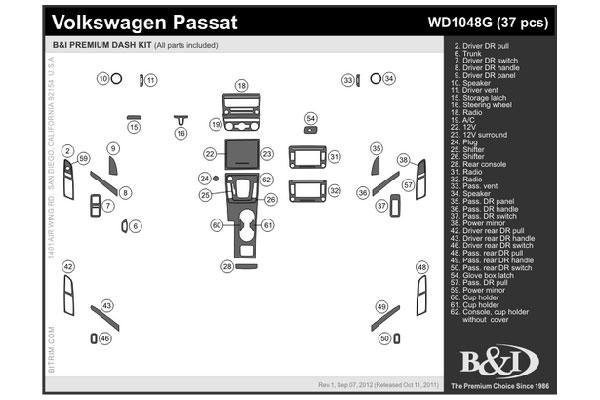 b i WD1048G schem