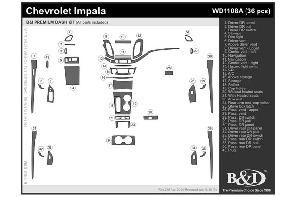 b i WD1108A schem