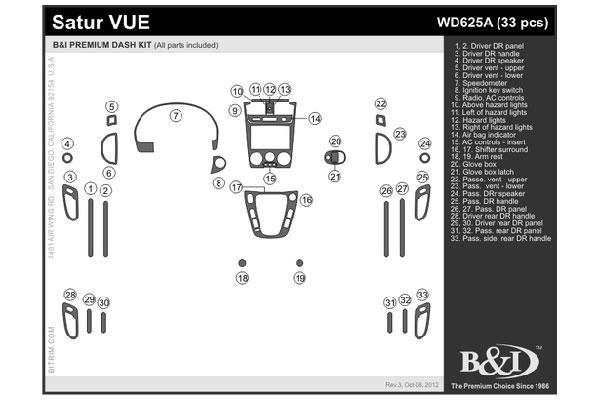 b i WD625A schem