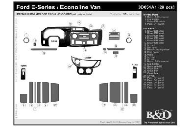 b i 3D054A1 schem