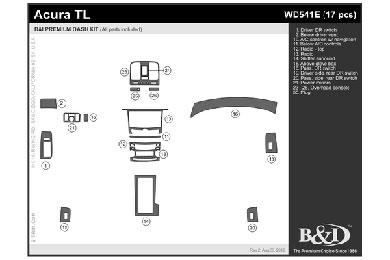 b i WD541E schem