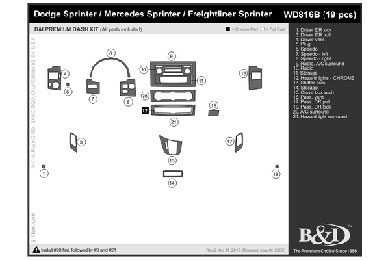 b i WD816B schem