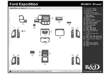 b i WD894A schem