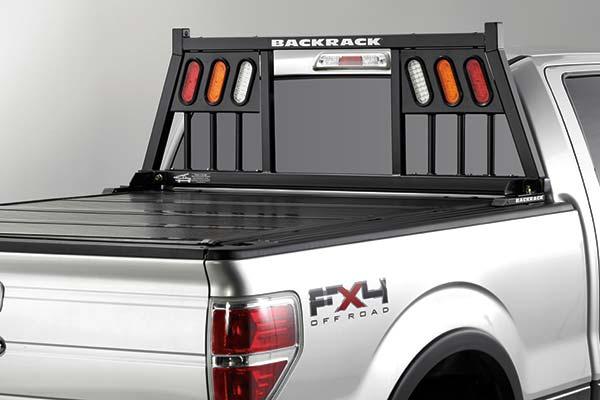 Backrack 144tl 40109 Backrack Three Light Headache Rack Free