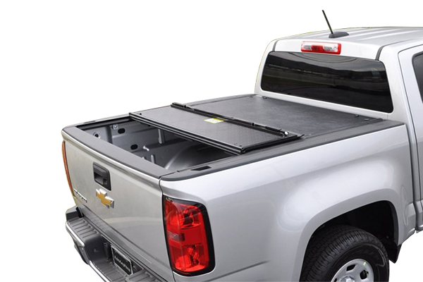 2015 2016 2017 chevy colorado folding tonneau covers. Black Bedroom Furniture Sets. Home Design Ideas