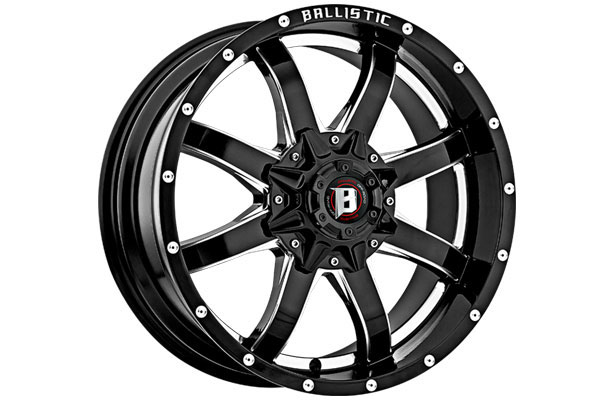 ballistic off road 955 anvil wheels sample