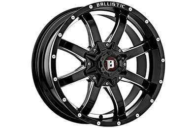 ballistic off road 955 anvil wheels sample