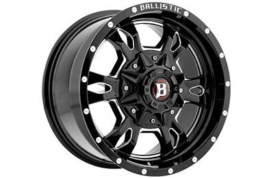 ballistic off road 957 mace wheels sample