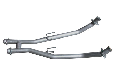 bbk exhaust crossover pipes 1565