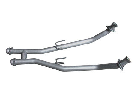 bbk exhaust crossover pipes 1566