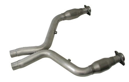 bbk exhaust crossover pipes 1637