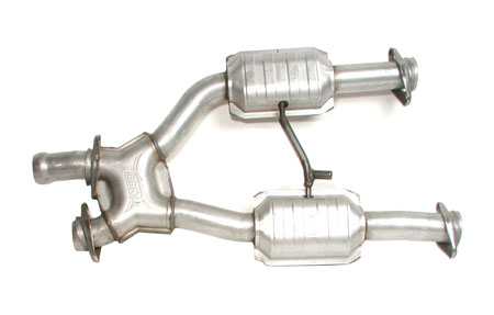 bbk exhaust crossover pipes 1638