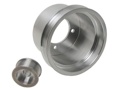 bbk underdrive pulleys 1619