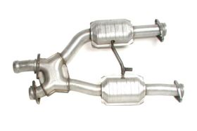 bbk exhaust crossover pipes 1659