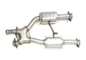 bbk exhaust crossover pipes 1672