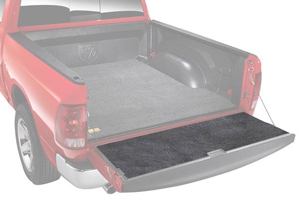 bedrug tailgate mat sample