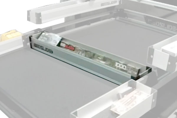bedslide deck divider sample