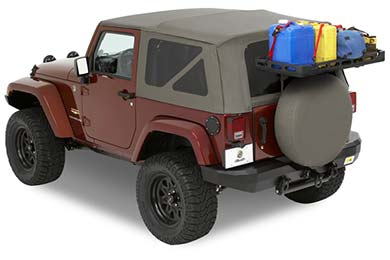 bestop highrock 4x4 cargo rack exterior sample