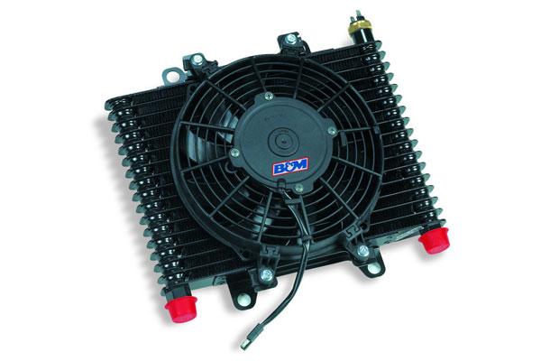 B&M Hi-Tek Engine Oil and Automatic Transmission Coolers 70297 Hi-Tek Engine Oil and Automatic Transmission Coole 3050-2344881