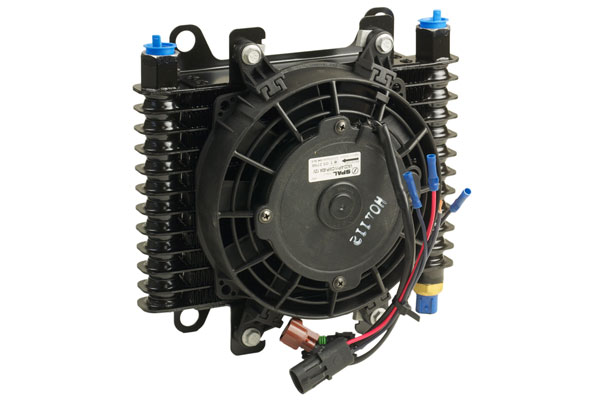 B&M Hi-Tek Engine Oil and Automatic Transmission Coolers 70298 Hi-Tek Engine Oil and Automatic Transmission Coole 3050-2344882