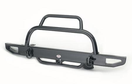 body armor twin hoop bumper