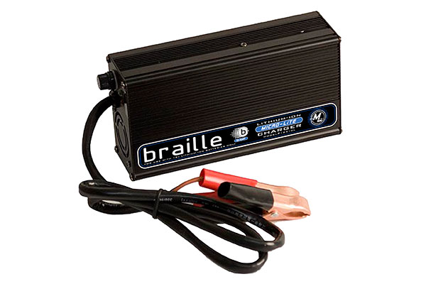 Braille Battery Chargers 12310