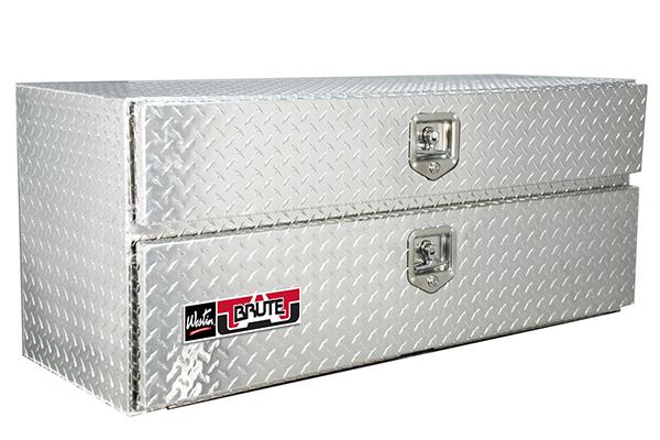 brute pro series contractor underbody toolbox aluminum sample image