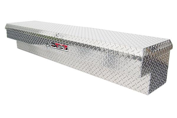 brute pro series losider side rail toolbox aluminum sample image