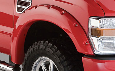 Ford F-250 Bushwacker Pocket Style Fender Flares