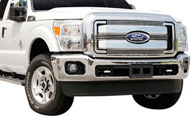 Ford F-250 Carriage Works Billet Grille