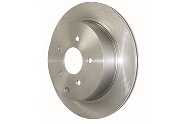 centric ctek standard brake rotors left
