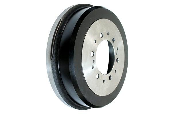 centric premium brake drum right