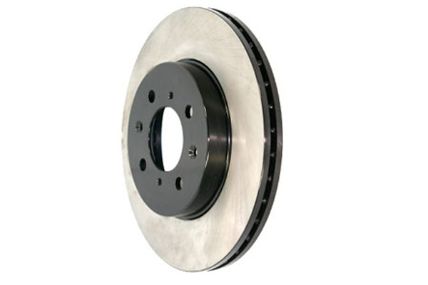 centric premium rotors left
