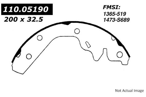 Brake Rotor 127.45051CR StopTech