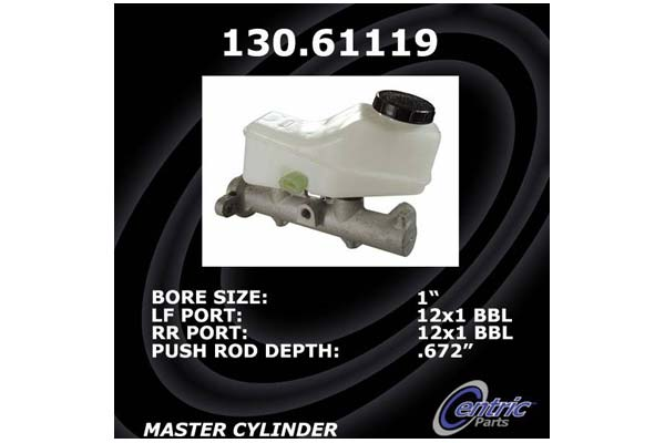 centric-CE 13161119 Fro