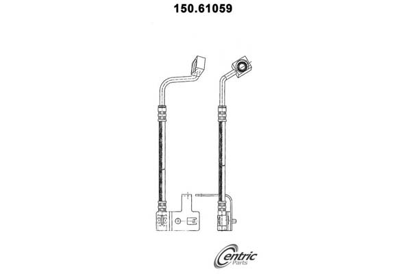centric-CE 15061059 Fro