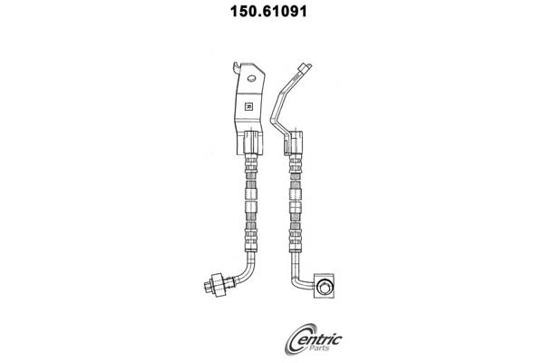 centric-CE 15061091 Fro